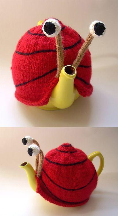 针织茶壶套(动物) - maomao - 我随心动