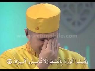 Әлемді жылатқан соқыр кішкентай хафиз қыз