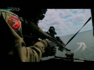 Discovery - Современный снайпер. Снайпер Береговой охраны США
