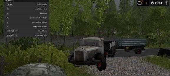 Mercedes LG 315