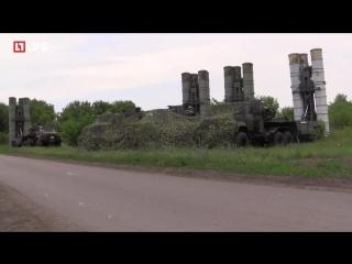 Атаку авиации отражают в Воронежской области