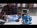 Lego Boost 2017. Демонстрация конструктора.