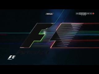 F1 2012. Гран-при Италии. Гонка