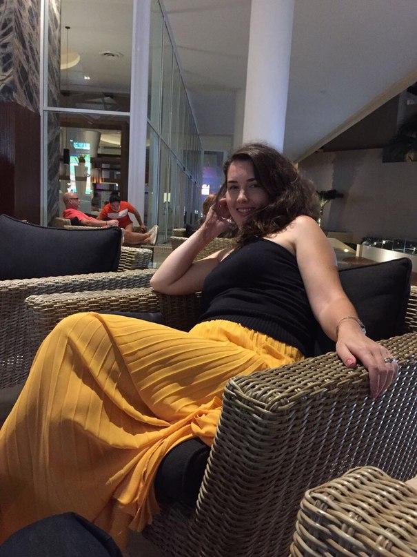 Ольга Черкашина | Cancún