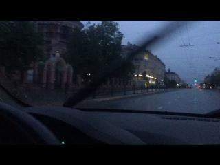 Утренний городок, где то на Планете Земля