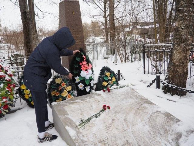 Памяти погибших воинов