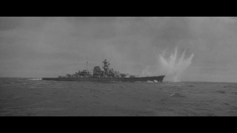 Потопить Бисмарк! (1960). Последний бой линкора Бисмарк с британскими кораблями