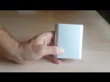 Внешний аккумулятор (Power bank) 10400 mAh Xiaomi