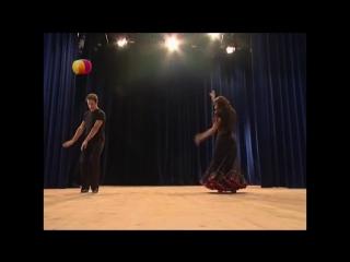 Цыганочка с выходом (2008), все танцы (склейка)