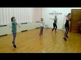 DARIDANS dance studio vitebsk kids hip-hop