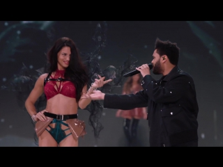 The Weeknd feat. Daft Punk - Starboy (Live from The Victoria's Secret Fashion Show 2016 in Paris)
