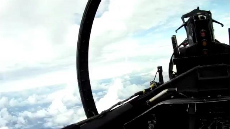 McDonnell Douglas F 15 Eagle over Kadena Okinawa 1