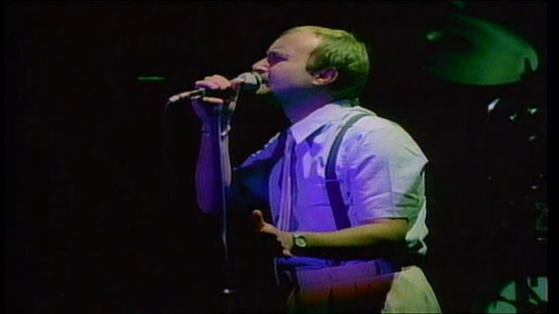 Genesis - Home By The Sea / Second Home By The Sea (Music Video)