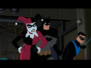 Бэтмен и Харли Квинн / Batman and Harley Quinn.Трейлер (2017) [HD]
