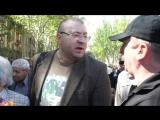 ПН TV_ Перепалка 9 мая в Николаеве из-за георгиевской ленточки. ч.1