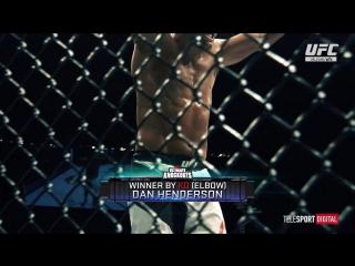 Первая часть программы UFC Ultimate Knockouts 401 - Первая часть.