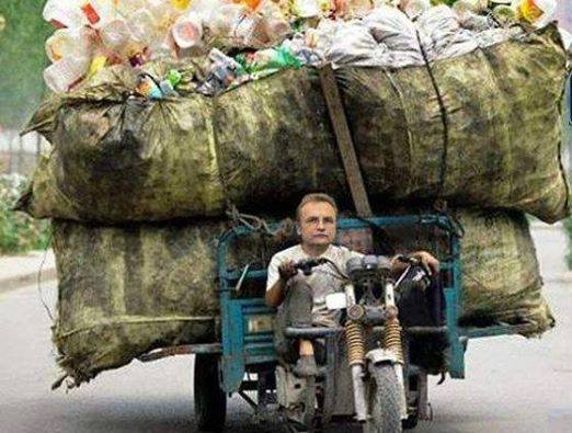 20 тонн львовского мусора пытались выгрузить под Киевом, - Нацполиция - Цензор.НЕТ 2708