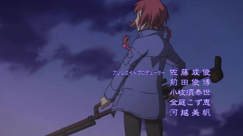 [Asura Project] Темнее чёрного / Darker than Black. 2 сезон.8 серия (NexuS)