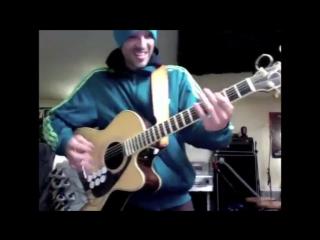 Шикарная игра на гитаре