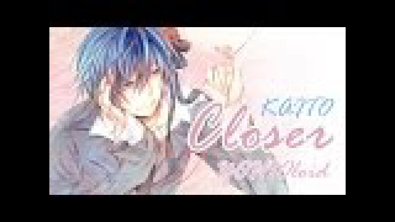 【KAITO V3 English・YOHIOloid】Closer (The Chainsmokers)【VOCALOID Cover】