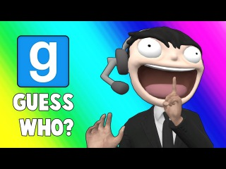Gmod Guess Who Funny Moments - Alleyway Police! (Garry's Mod)