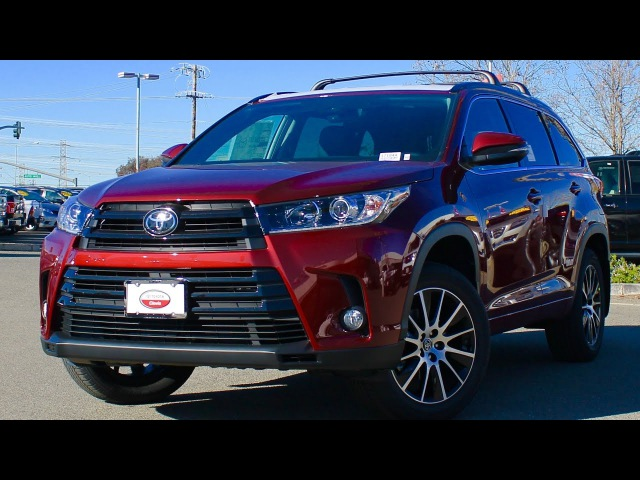 2017 Toyota Highlander SE AWD - Walkaround
