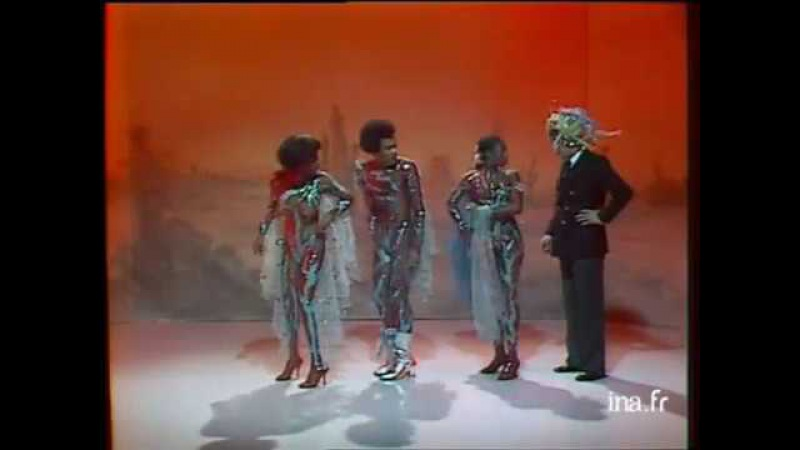 Boney M. - Gotta Go Home (Collaro Show)