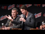 John Wick Chapter 2 panel FULL Keanu Reeves @ NYCC 2016