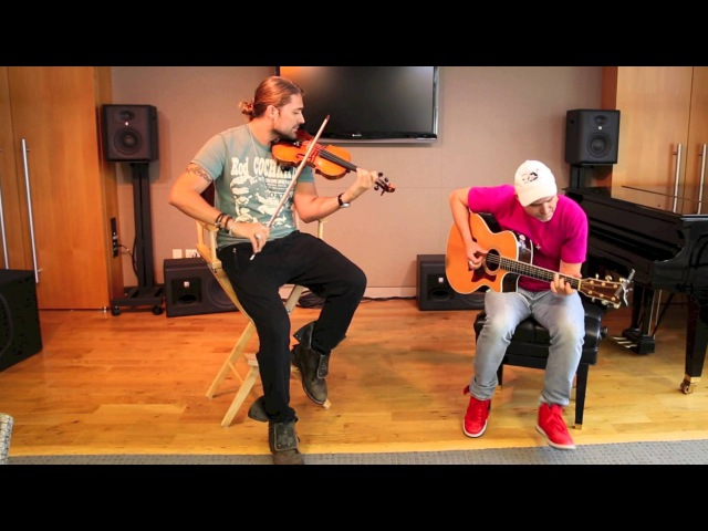 David Garrett Marcus Wolf - Air (HD)