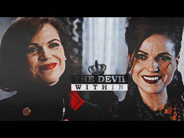 Regina Mills / The Evil Queen | The Devil Within