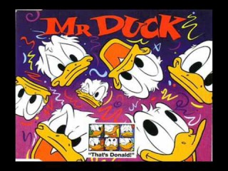 Donald Duck 'Mr. Duck (That's Donald!)