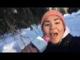 Корнелия Манго поет в караоке-микрофон Tuxun Q7 PRO