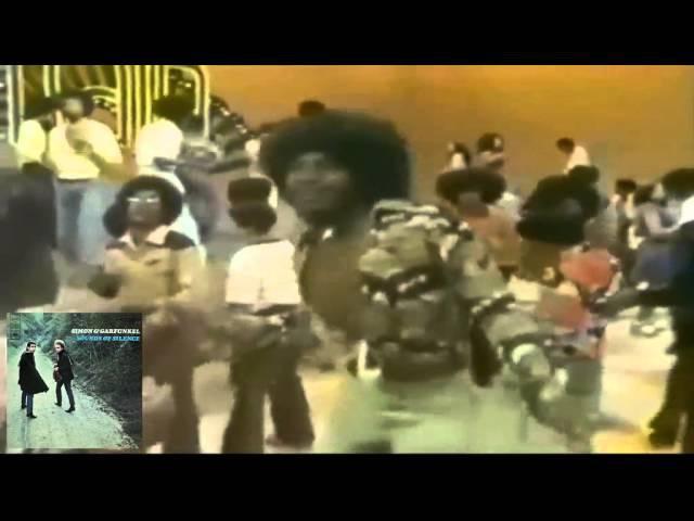 Simon Garfunkel - Sound Of Silence (Rework Deep The Golden Pony Remix Edit) [1965 HQ]