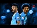 Raheem Sterling Leroy Sané Manchester City Insane Skills 2017 HD