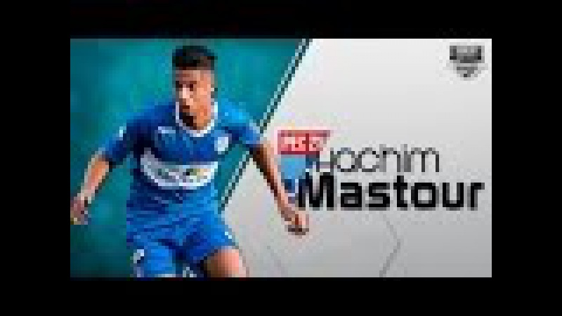 HACHIM MASTOUR | Zwolle | Goals Skills | 2016/17 (HD)