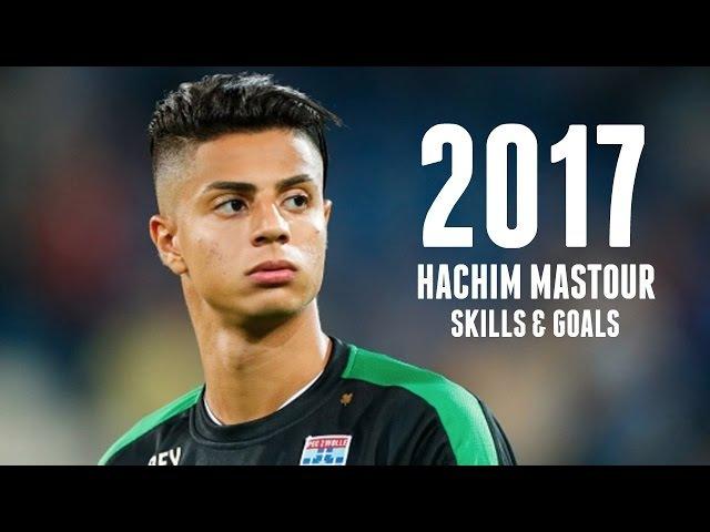 Hachim Mastour • King of Skills • PEC Zwolle 2016/2017