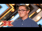 Daniel Quick comes out of his shell to impress the Judges  Auditions Week 2  The X Factor 2017