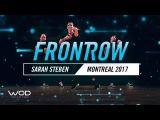 Sarah Steben  FrontRow  World of Dance Montreal Qualifier 2017  #WODMTL17