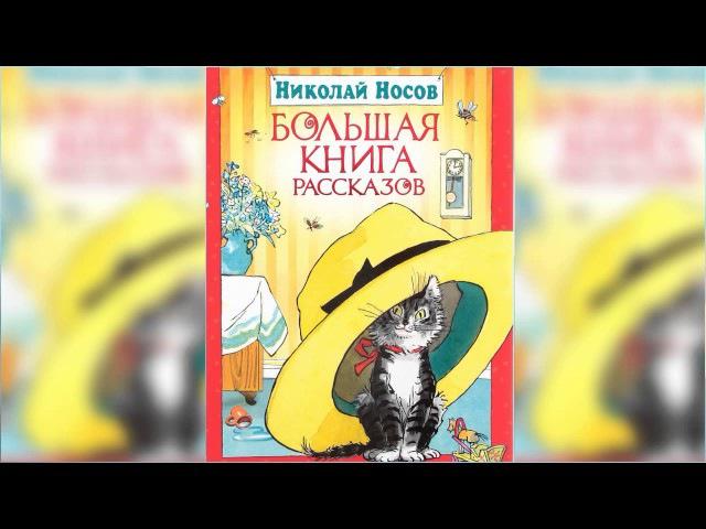 Большая книга рассказов, Николай Носов аудиосказка онлайн