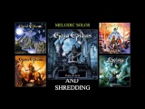 Gaia Epicus - Guitar Solo Madness Mix2014