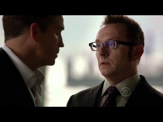 Person of interest 1x07 final scene