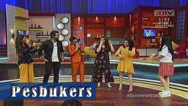 Sahurnya Pesbukers 27 Mei 2017 - Seru Bareng Ayu, Zaskia Gotik Aktor Lonceng Cinta