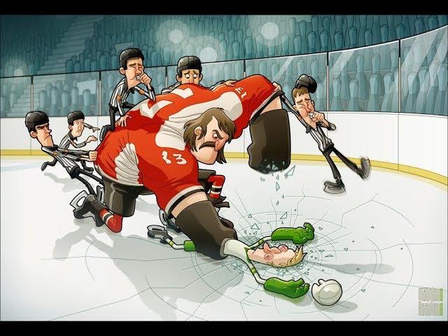 NHL 98. dj_zagi vs Rustin Cohle