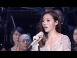 The Song Was Written Not For Human to Sing But She Nailed It ! Talented Charismatic Gorgeous Jane!