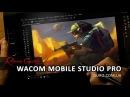 Роман Гуро. Обзор Wacom MobileStudio Pro для художников