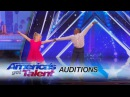 Artyon Paige: Kid Dance Duo Wow the Crowd With Energetic Moves - America's Got Talent 2017