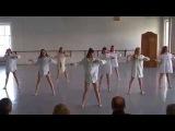 Зачёт по современному джаз танцу. Женский танец. Modern jazz dance. Women's dance.