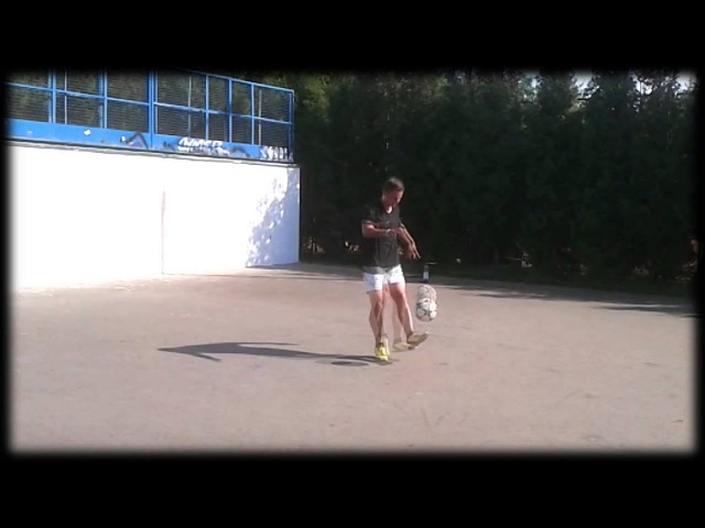 Paweł Skóra - Training clips - July 2014