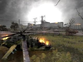 Сталкер Тень Чернобыля с модом повелитель зоны-меченый хабар принёс 1 серия