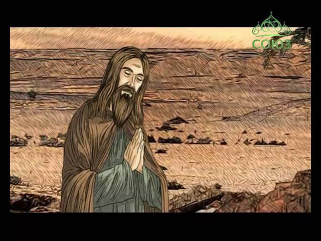 17 октября. Преподобный Аммон Нитрийский, Египетский